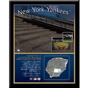 Steiner Sports New York Yankees Stadium Center Field Black Rubble Memorabilia Plaque