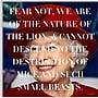 iCanvas Queen Elizabeth Quote Canvas Wall Art; 26''
