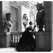Global Gallery 'Evening Dress, Roma, 1952' by Genevieve Naylor Photographic Print on Wrapped Canvas