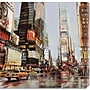 Global Gallery 'Taxi in Times Square' by John