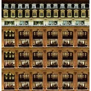 Carlyle Fine Art Architecture Block by Jordan Carlyle Graphic Art; 36'' x 36''