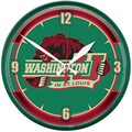 Wincraft NCAA 12.75'' Wall Clock; Washington University St. Louis