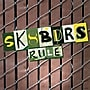 Art 4 Kids Sk8bdrs Rule Canvas Art; Creative