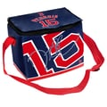 Forever Collectibles MLB Zipper Lunch Bag; Los Angeles Dodgers