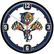 Wincraft NHL 12.75'' Wall Clock; Florida Panthers
