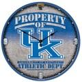 Wincraft Collegiate 18'' NCAA High Def Wall Clock; Kentucky