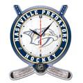 Wincraft NHL Plaque Wall Clock; Nashville Predators