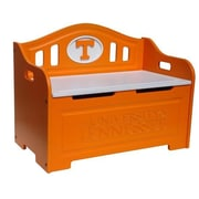 Fan Creations NCAA Storage Bench; University of Tennessee