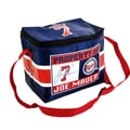 Forever Collectibles MLB Zipper Lunch Bag; Minnesota Twins