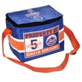 Forever Collectibles MLB Zipper Lunch Bag; New York Mets