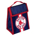 Forever Collectibles MLB Velcro Lunch Bag; Boston Red Sox