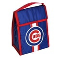 Forever Collectibles MLB Velcro Lunch Bag; Chicago Cubs