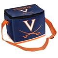 Forever Collectibles NCAA Zipper Lunch Bag; Virginia