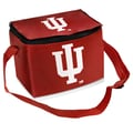 Forever Collectibles NCAA Zipper Lunch Bag; Indiana