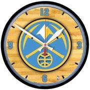 Wincraft NBA 12.75'' Wall Clock; Denver Nuggets