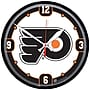 Wincraft NHL 12.75'' Wall Clock; Philadelphia Flyers -