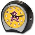 Cottage Garden Collegiate Alarm Table Clock; Arizona State University
