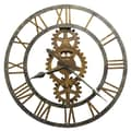 Howard Miller Crosby Oversized 30'' Wall Clock