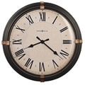 Howard Miller Atwater Oversized 24'' Wall Clock