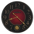 Howard Miller Gallery Harmon Quartz Oversized 26.25'' Wall Clock