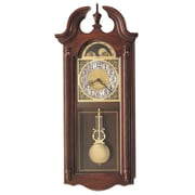 Howard Miller Chiming Quartz Fenwick Wall Clock