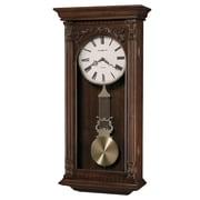 Howard Miller Chiming Quartz Greer Wall Clock