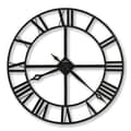 Howard Miller Gallery Lacy Quartz Oversized 32'' Wall Clock