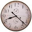Howard Miller Moment In Time Original Howard Miller V Oversized  25'' Wall Clock