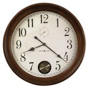 Howard Miller Gallery Oversized 32.5''  Auburn Quartz Wall Clock