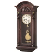 Howard Miller Chiming Key-Wound Jennison Wall Clock