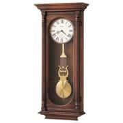 Howard Miller Chiming Quartz Helmsley Wall Clock