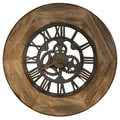 Howard Miller Georgian Oversized 33'' Wall Clock