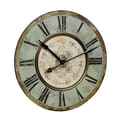 Cape Craftsmen Oversized 29'' Wall Clock