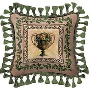 Fine Art Tapestries Frutti D'Estate Throw Pillow