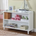 InRoom Designs Two Tier 30'' Bookcase