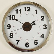 Ashton Sutton Contemporary 16'' Wall Clock