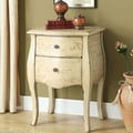 Monarch Specialties Inc. 2 Drawer Bombay Chest