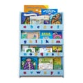 Tidy Books Kid's 45.3'' Bookcase; Blue