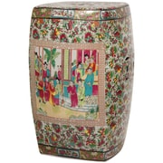 Oriental Furniture Garden Stool
