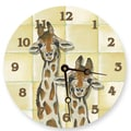 Lexington Studios 10'' Giraffe Wall Clock