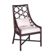 Jeffan Roman Side Chair; Wenge
