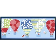 Illumalite Designs Hot Air Balloon Framed Graphic Art