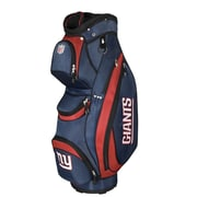Wilson NFL Golf Cart Bag; Giants