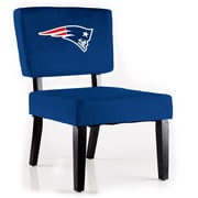 Imperial NFL Side Chair; New England Patriots