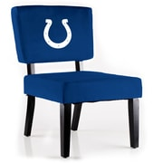 Imperial NFL Side Chair; Indianapolis Colts