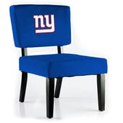 Imperial NFL Side Chair; New York Giants