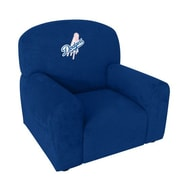 Imperial MLB Kid's Stationary Chair; Los Angeles Dodgers