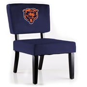 Imperial NFL Side Chair; Chicago Bears
