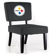 Imperial NFL Side Chair; Pittsburg Steelers