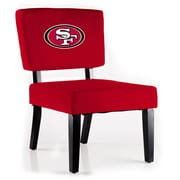 Imperial NFL Side Chair; San Francisco 49ers
